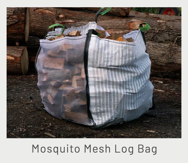 vented-bags-mosquito-mesh-log-bag