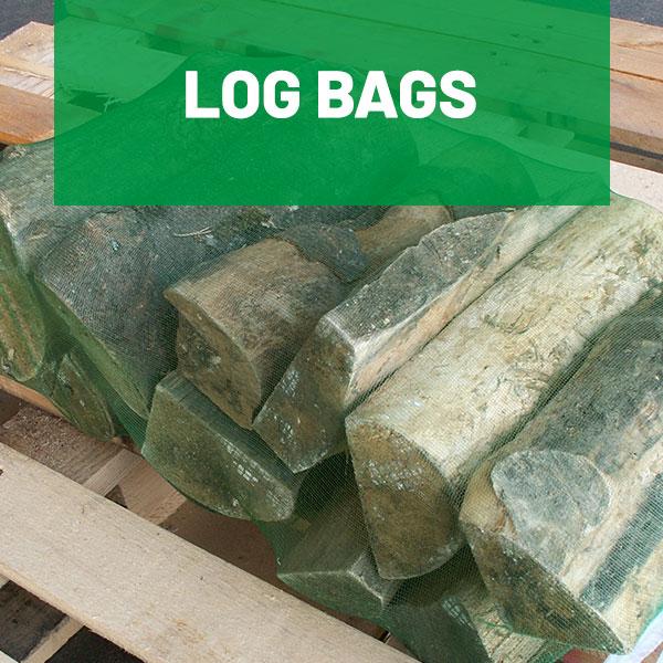 Log net bags